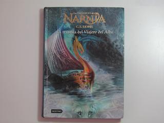 Las Crónicas De Narnia. La Travesía Del Viajero Del Alba.