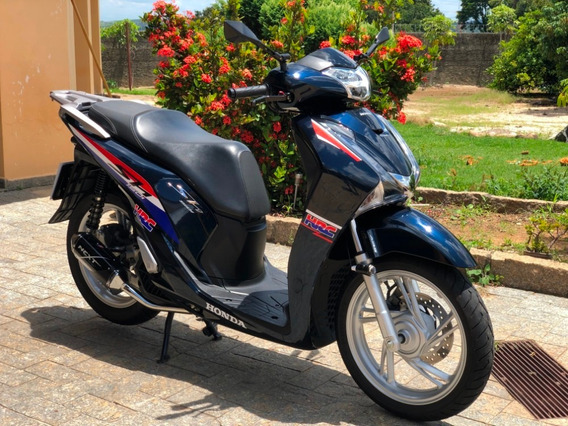 Honda Sh150i Abs 2018 Personalizada