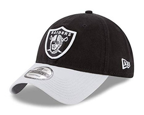 Gorra New Era Raiders Nfl 9twentyajustable Envío Gratis