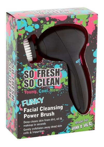 Cepillo Limpiador Facial Electrico So Fresh So Clean Bmakeup