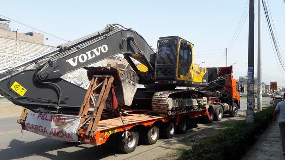 Excavadora Sobre Oruga Volvo 2007