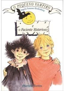 O Pequeno Vampiro E O Paciente Mentiroso -angela S. Bodenbur