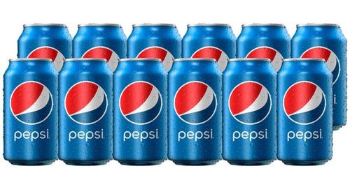 Refresco Pepsi Lata 354ml Pack X 12