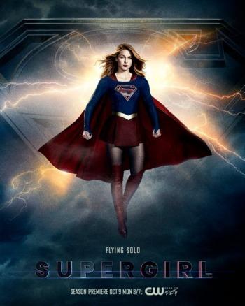 Arrow 6ª The Flash 4ª Supergirl 3ª Temporada Dublado