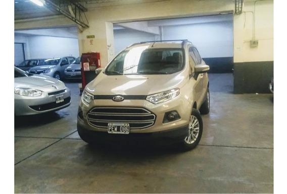 Ford Ecosport Se 1.6 2015 $ 490000 Y Ctas (gm)