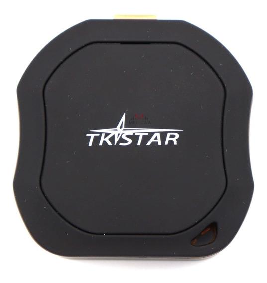 Mini Rastreador Gps Sem Fio Tk109 Portátil - Pronta Entrega