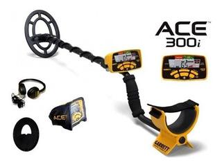 Detector De Metales Garrett Modelo Ace 300i Original