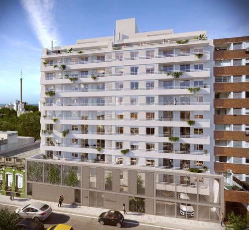 Venta Apartamento 1 Dormitorio Cordon Terrazas De Magallanes