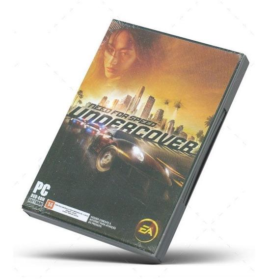 Need For Speed Undercover Edição Colecionador