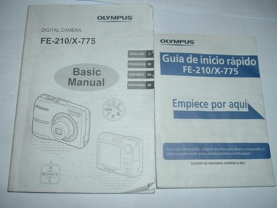 Camara Digital Olympus X-775 7.1 Megapixeles