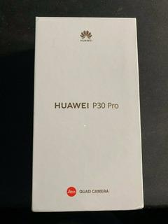 Original Huawei P30 Pro 128gb 8gb Ram Desbloqueado