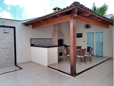 Casa No Bosque Dos Buritis, 180m, 3 Quartos, Suite C/ Closet