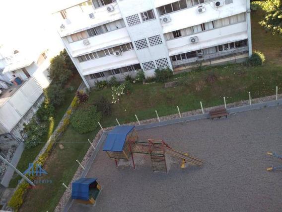 Apartamento Com 3 Dormitórios À Venda, 67 M² Por R$ 310.000 - Centro - Florianópolis/sc - Ap2745