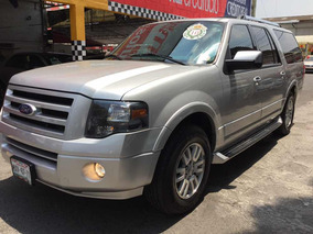 Ford Expedition Max Limited Aut Piel 2010