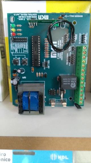 Central Placa Portao Automatico Rossi Sensor Hall Mkn Dz3/4