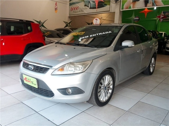 Ford Focus 2.0 Ghia Sedan 16v Flex 4p Automático