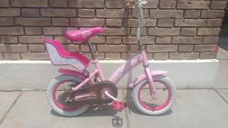 Bicicleta Bianchi Barbie Rod 12