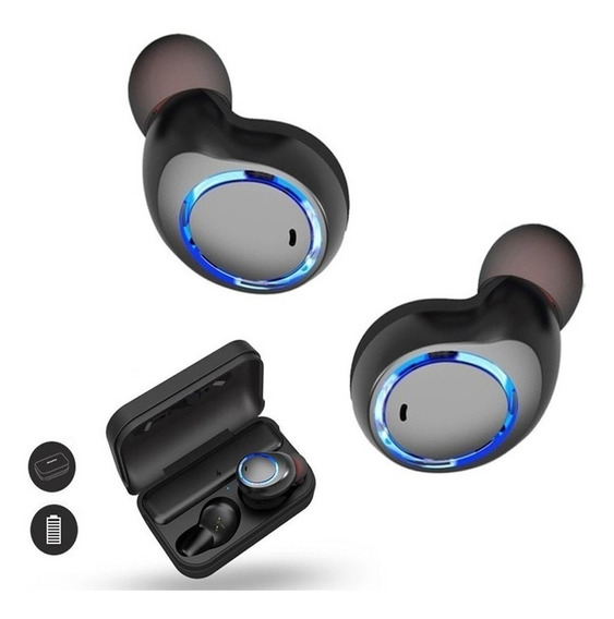 Fone Bluetooth Esportivo Awei T3 Earbuds Microfone Air Dots