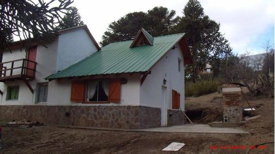 Cabaña Alquiler Temporario, Villa Pehuenia, Neuquen