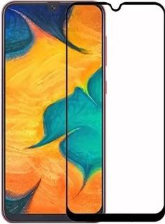 Película De Vidro 3d 5d 9d C/ Borda Preta Galaxy A30
