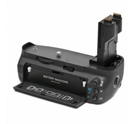 Grip Aputure Bp-e6 Para Câmera Canon 5d Mark Ii