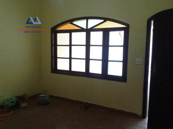 Casa Para Alugar No Bairro Vila Ferlópolis Em - 3350-kz-2
