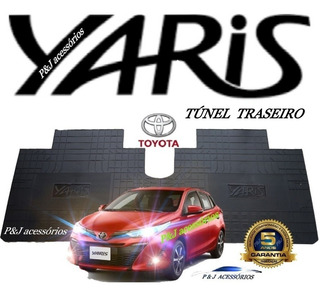 Tapete Túnel Toyota Yaris Hatch Original 2018 / 2019