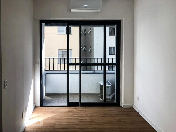 Apartamento Para Aluguel - Bela Vista, 1 Quarto, 38 - 893073303