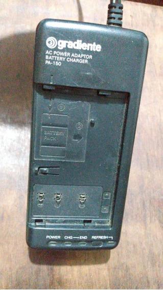 Carregador Bateria Filmadora Gradiente Pa 150 Antiga