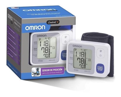 Tensiometro Automático De Muñeca Control Plus Omron Hem-6131