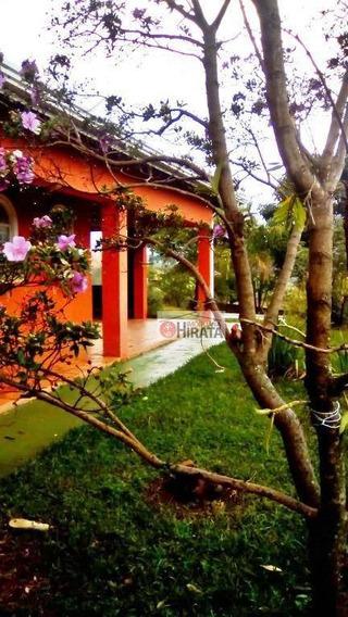 Chácara Residencial À Venda, Jardim Monte Belo, Campinas. - Ch0078