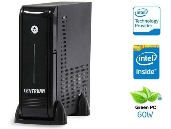 Computador Ultratop J3060 4gb 500gb 2x Serial Linux Preto