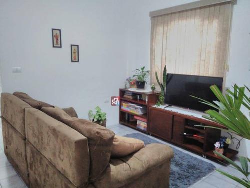 Imagem 1 de 12 de Casa Térrea Engenheiro Goulart - Ca0378