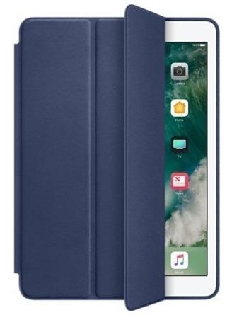 Smart Case iPad 9.7 2018 Apple A1893 A1954 Azul Marinho