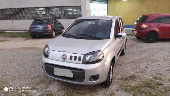 Fiat Uno Vivace 2016 Completo Leilao Financeira 48x 899 S/e