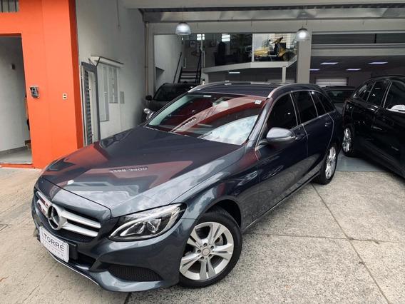 Mercedes-benz C 180 1.6 Cgi Estate Avantgarde 16v Turbo 4p