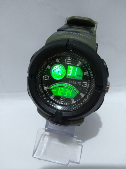 Relógio Masculino Digital Militar