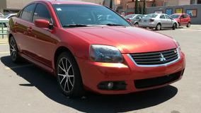 Mitsubishi Galant Ralliart 2009