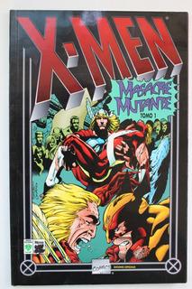 1999 Cómic X-men Masacre Mutante Tomo 1 Editorial Vid