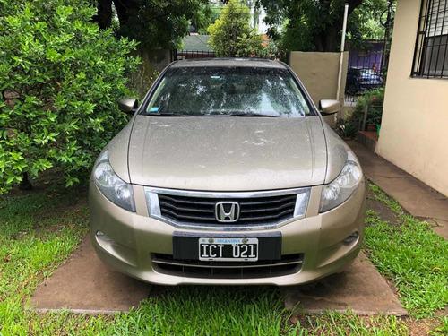 Honda Accord 2009 3.5 Ex-l V6