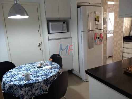Imagem 1 de 20 de Ref 10.623 Apartamento No Bairro Vila Ipojuca Com 3 Dorms Sendo 1 Suíte Com Closet, 2 Vagas, 105 M² Varanda. Área De Lazer Aceita Permuta - 10623