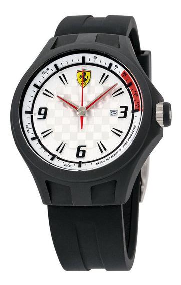 Reloj Ferrari Pit Crew White 830001