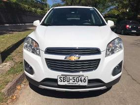 Chevrolet Tracker Suv 1.8 Ltz Fwd Mt 2014 Descuenta Iva
