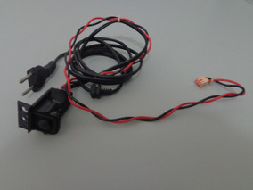 Botão Liga E Desliga - Tv Lc4045f Semp Toshiba