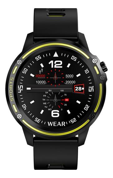 Microwear L8 Ip68 - Reloj Inteligente Impermeable (1,2-pulga