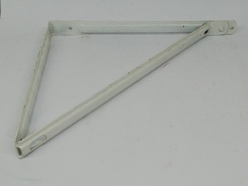 Ménsulas Reforzadas Para Estanterías 250 X 300 Mm Blanca