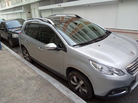 Peugeot 2008 1.6 Thp 16v Griffe Flex 5p 2016