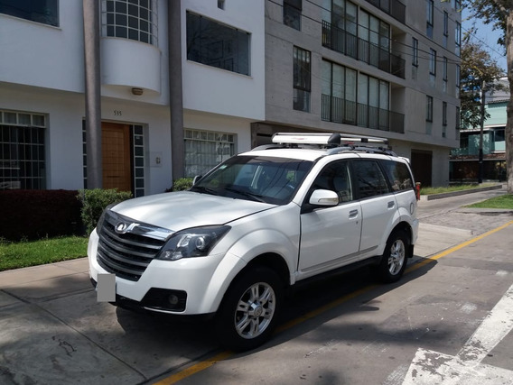 Great Wall H3 Suv 4x2 2014 Ocasión