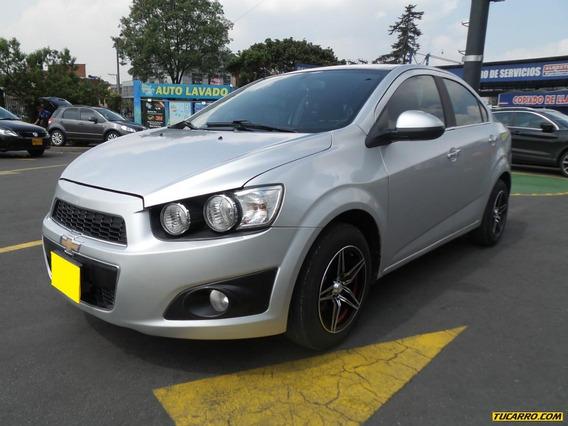 Chevrolet Sonic Mt 1600 Aa Ab