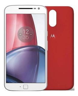 Motorola Moto G4 Plus Dual Xt1640 - 32gb, 16mp - De Vitrine